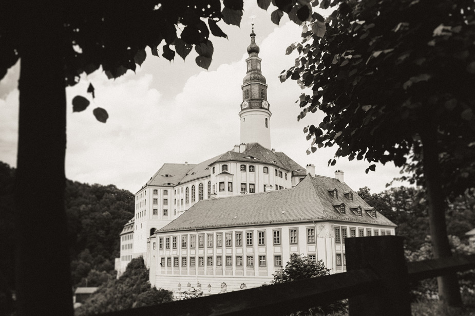 Hochzeit Schloss Weesenstein