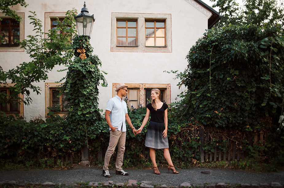 Engagement Dresden Paarfotografie